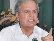 Makhdoom Javed Hashmi says he has no interest in contesting polls ..