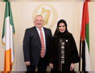 UAE, Ireland agree to establish parliamentary friendship committe ..