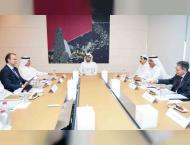 Maktoum bin Mohammed chairs meeting of DIFC's Higher Board of D ..
