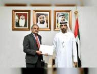 MoFAIC Under-Secretary receives copy of credentials of South Afri ..