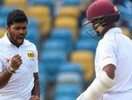 Sri Lanka 99 West Indies 204