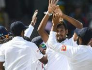 Sri Lanka battle back against West Indies