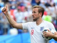 Kane fires England to World Cup knockouts alongside Belgium