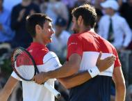 'I'm not a Wimbledon contender' - Djokovic rules out fourth All E ..