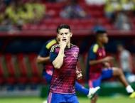 James in for Colombia for crucial Poland World Cup match