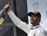 Hamilton stays calm as Mercedes build momentum