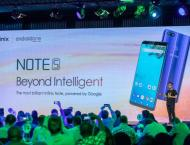 "Infinix Unveils ""Beyond Intelligent"" Device Note 5 Powered by .."