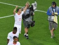 Kosovo collects money for fined Swiss players