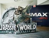 Big, mean and making the green: 'Jurassic' tops N. America box of ..