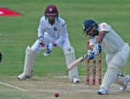 Cricket: Sri Lanka v West Indies scoreboard