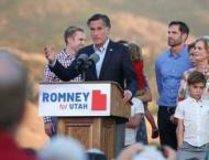 Back to winning ways, Mitt Romney earns GOP Senate nomination