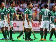 Holland routs Pakistan 4-0 in Champions trophy hockey tournament