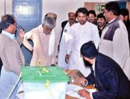 450 polling stations declared sensitive in Multan
