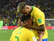 Brazil, Neymar find their mojo to cruise to last 16