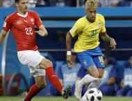 World Cup: Brazil, Switzerland advance to next round