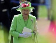 'Under the weather' Queen skips engagement in London
