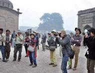 International tourists arrival grow 6%  in first four months of 2 ..