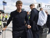 'Sorry' Germany back home after World Cup crash