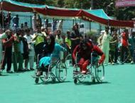 KP wins 26th All-Pakistan Games for Persons with Disabilities
