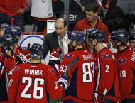 National Hockey League champion Capitals name Reirden to replace  ..