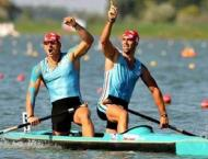 Romania wins two gold, one silver medal at  European Canoe Sprint ..