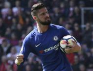 Giroud in, Dembele out as France take on Messi's Argentina