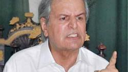 Makhdoom Javed Hashmi says he has no interest in contesting polls