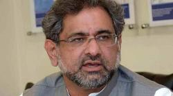 PML-N to win election on basis of performance: Former prime minister Shahid Khaqan Abbasi
