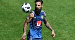Sweden's Durmaz faces online racial abuse after World Cup loss