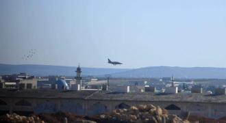 First Russia air strikes hit south Syria since 2017 truce: monitor