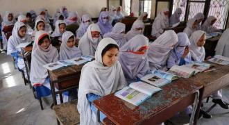 Around  Rs. 8,753.607 mln to be spent to execute 35 educational schemes