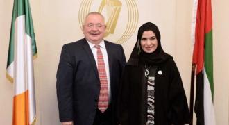 UAE, Ireland agree to establish parliamentary friendship committee