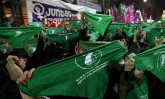 Argentina faces historic vote on legalizing abortion