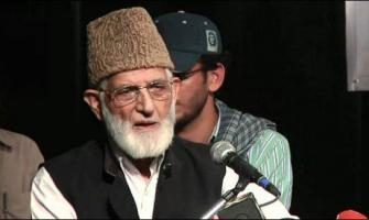Syed Ali Gilani urges UN to take note of HR abuses by troops in I ..