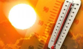 Hot weather forecast for city of bahawalpur