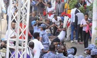 Saudi Arabia condemns blast against rally of Ethiopia's Prim ..