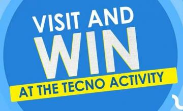 Tecno Mobile Brings Special Gifts &Surprizes for The Customers Th ..
