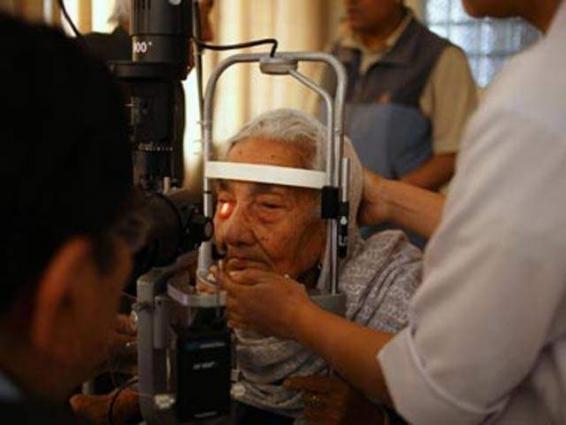 Awareness raising sessions on eye diseases held