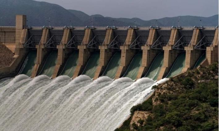 Tarbela dam water level increases to 1400.81 cusec feet
