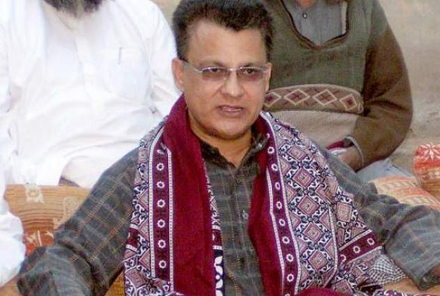 Image result for secretary general GDA Ayaz Latif Palijo