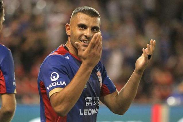 Former A-League outcast Nabbout ready for World Cup debut