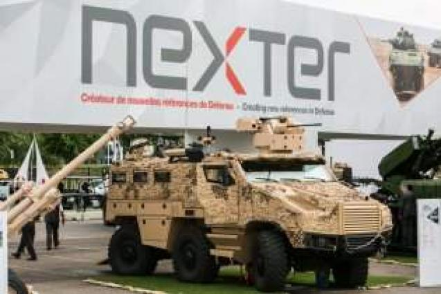 Pakistan's defence products exhibited at the world's largest defence exhibition Eurosatory, held in Paris