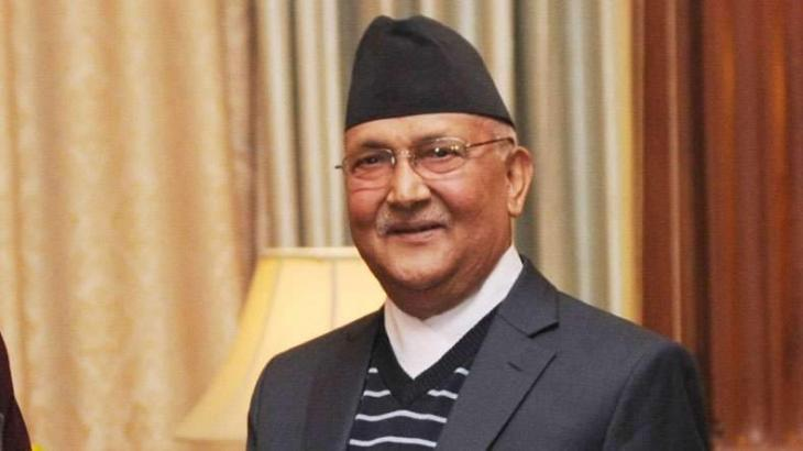 Nepalese prime minister to visit China from June 19 to 24