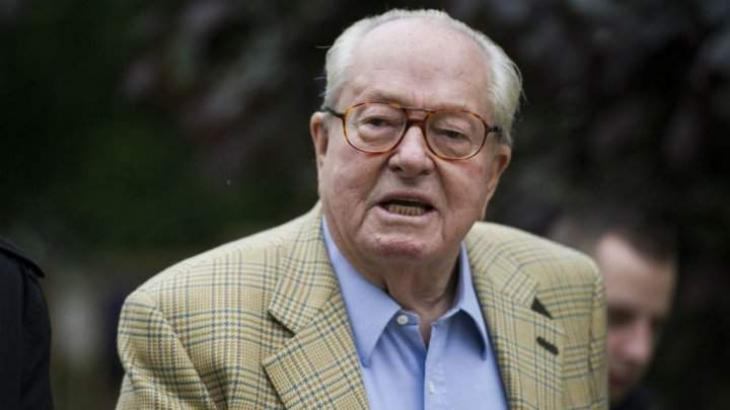 French far-right figurehead Jean-Marie Le Pen hospitalized: lawyer