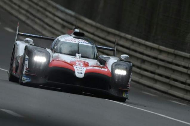Alonso adds spice to Le Mans recipe, says Toyota teammate