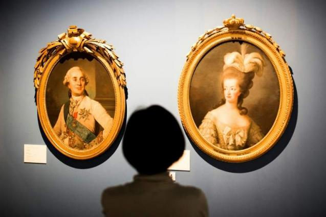 Marie Antoinette's exquisite jewels up for auction