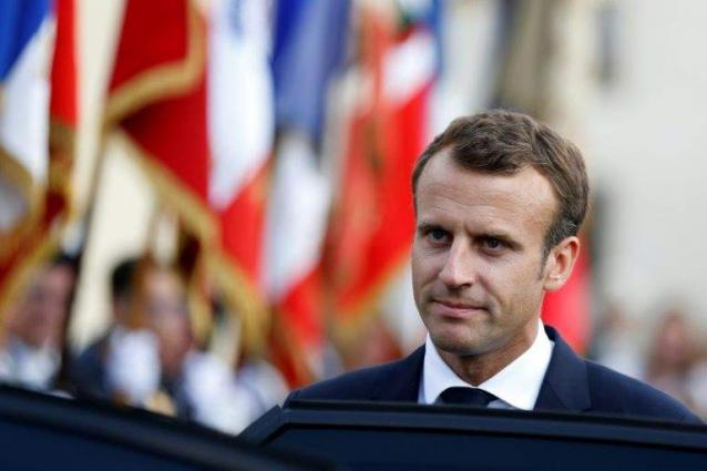 French President Emmanuel Macron 'never meant to offend' Italy with migrant comments
