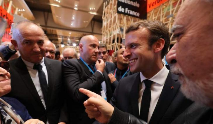 French Senate passes  Emmanuel Macron's landmark rail reform