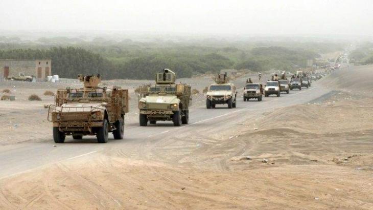 Clashes kill 39 combatants outside Yemen's Hodeida: medics