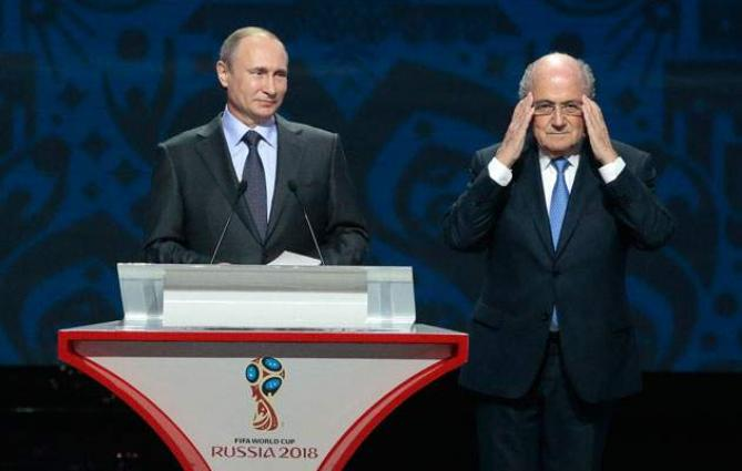 Putin officially opens World Cup in Russia